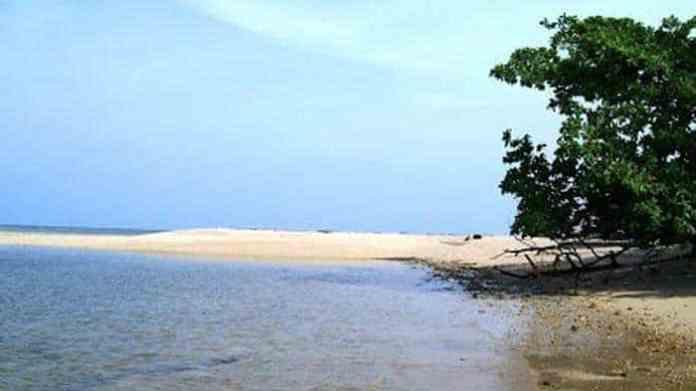 Destinasi Wisata Ogan Komering Ilir :Pantai Tanjung Menjangan