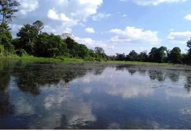 Destinasi Wisata Kabupaten MURATARA :Danau Doson Lamo