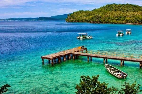 Objek Wisata Pantai Kuala Merisi