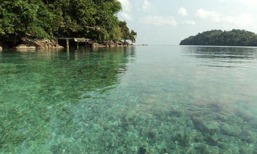 Menikmati Wisata Aceh : Pulau Rubiah