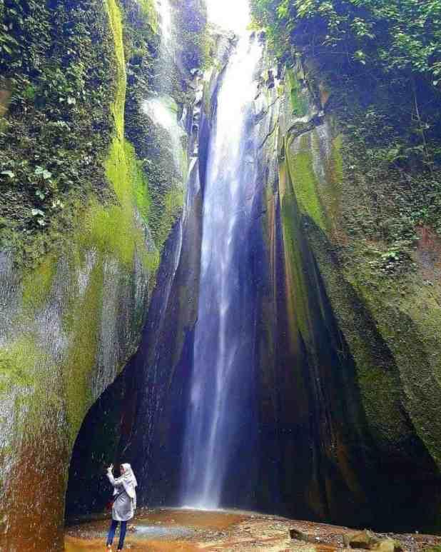Wisata Air Terjun Sumatera Selatan Yang Unik