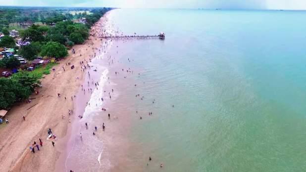 Destinasi Pariwisata Terpopuler Pulau Laut Kotabaru