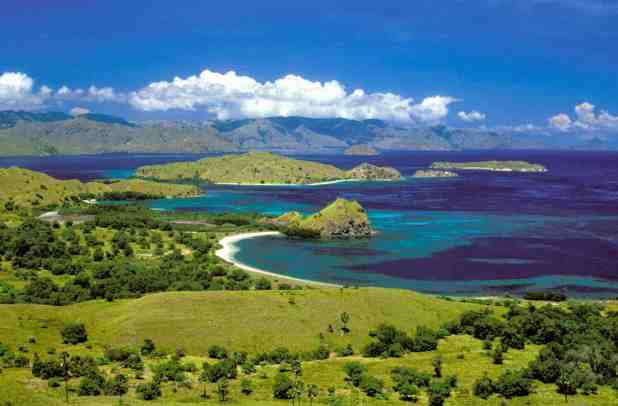 Pulau Komodo, Destinasi Wisata Terbaik di Kupang