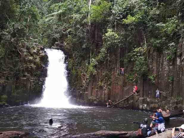 Batu Betiang, Wisata Air Terjun Sumatera Selatan