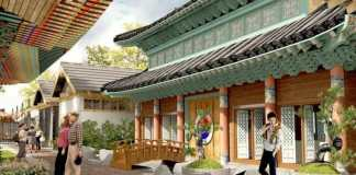 Kampung Korea di Bandung Info Lengkap