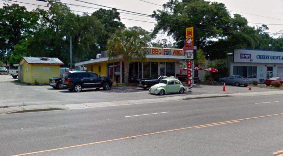 Old South Bar-B-Q Co in North Myrtle Beach. SC - Destination BBQ
