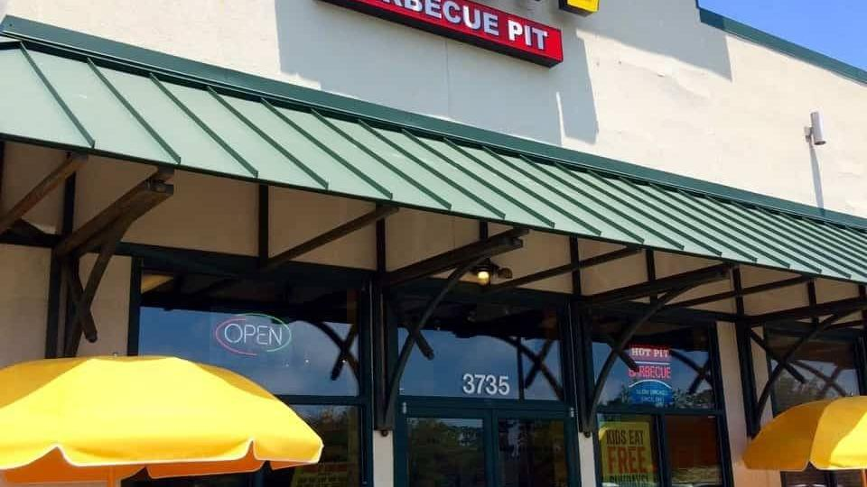 Review of Dickey's BBQ Pit in Myrtle Beach