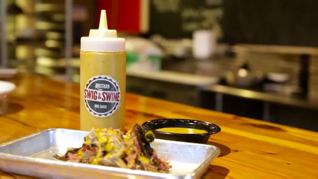 Swig & Swine Style Mustard Sauce Recipe