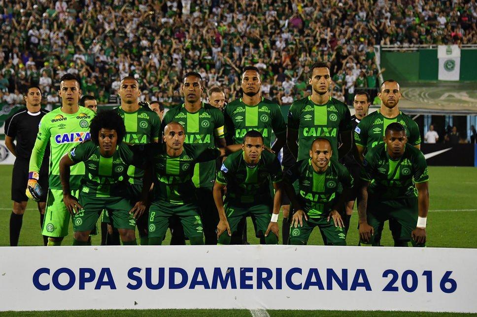 Footballeurs lors de la Copa Sudamericana