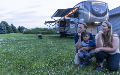 Meet Large Marge: The Best RV for Full Time Living