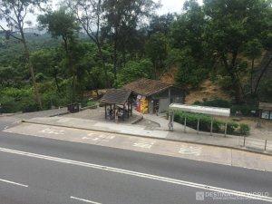 Bushaltestelle Shek Lei Pui Reservoir