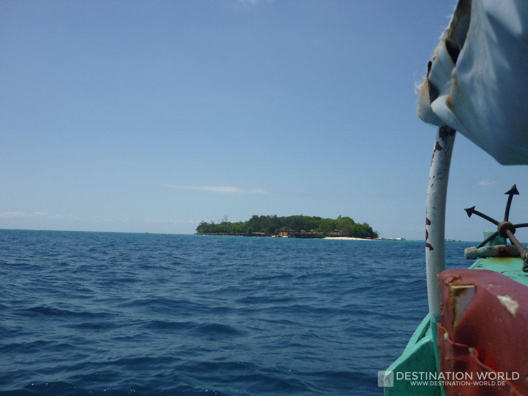 Sansibar Stone Town nach Prison Island