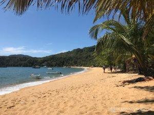 1 Stunde Fussweg entfernt liegt der Traumstrand von Palmas