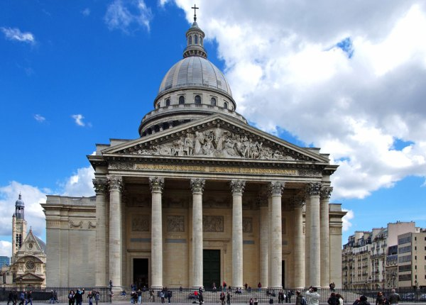 Pantheon Paris - Famous Buildings