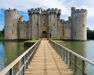 castles castle bodiam medieval england times sussex scotland period europe ancient english century history east ages middle british wall scottish