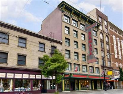 Ramada Limited Downtown Vancouver, Vancouver Deals  See