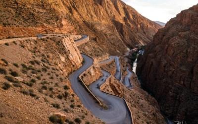 Un superbe road trip marocain des Gorges de Todra à Aït Ben Haddou