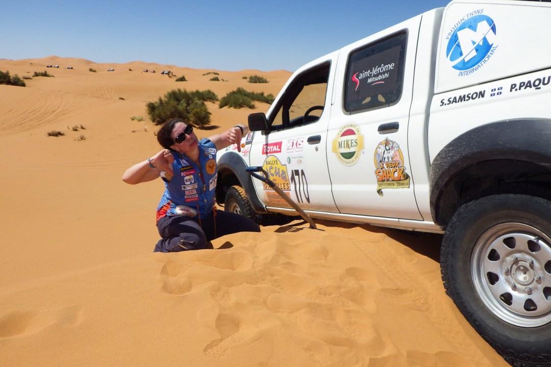 rallye des gazelles au maroc avec destination aventure dans le séert du sahara