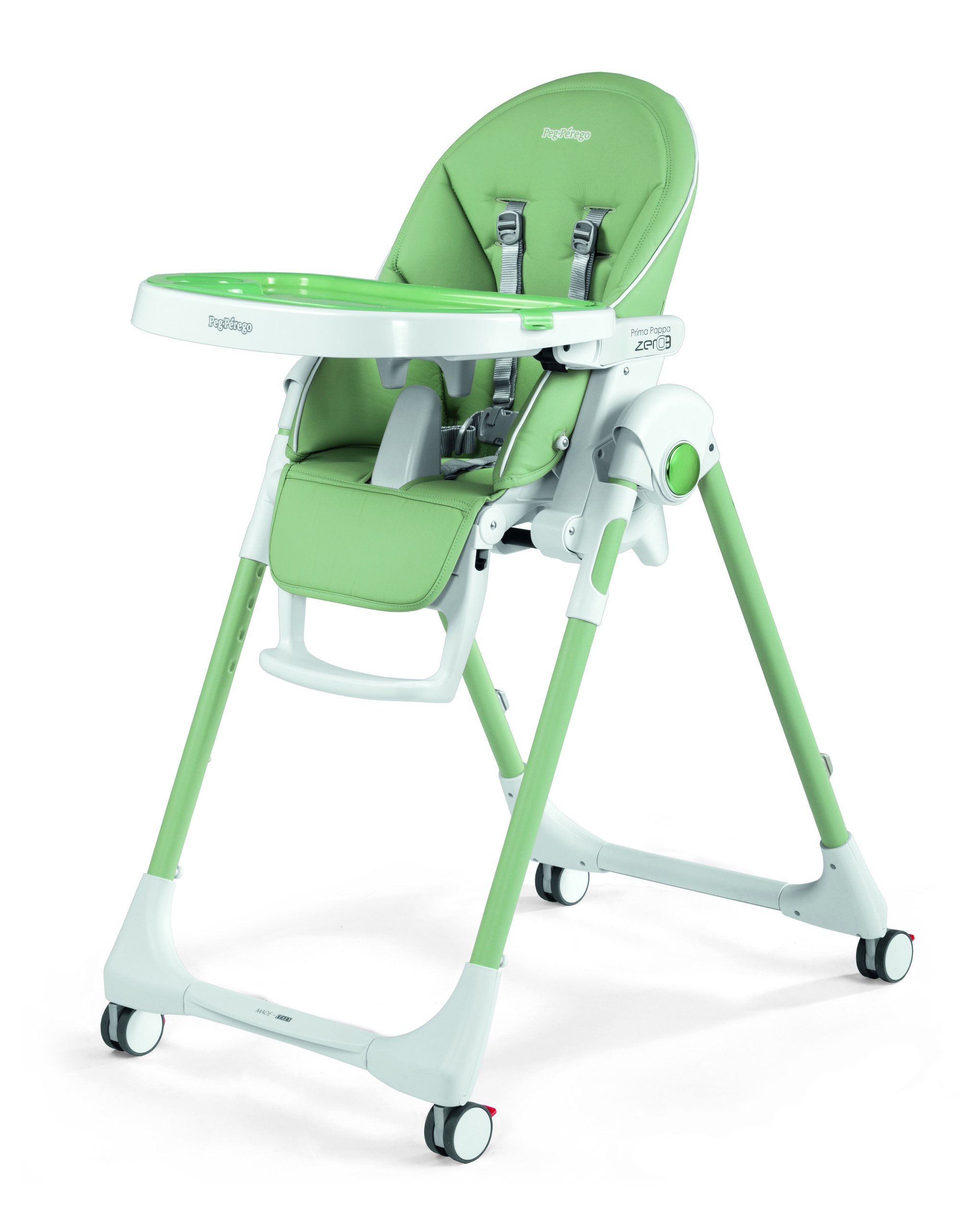 Perego High Chair Peg Perego Prima Pappa Zero3 High Chair Mint