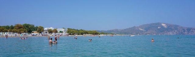 Laganas Bay Zakynthos