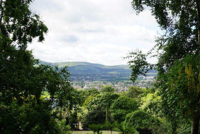 View in Edinburgh Zoo