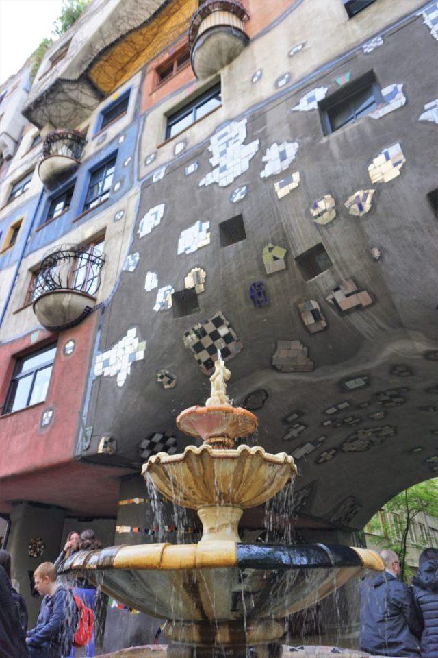 Hundertwasserhaus Vienna Wien