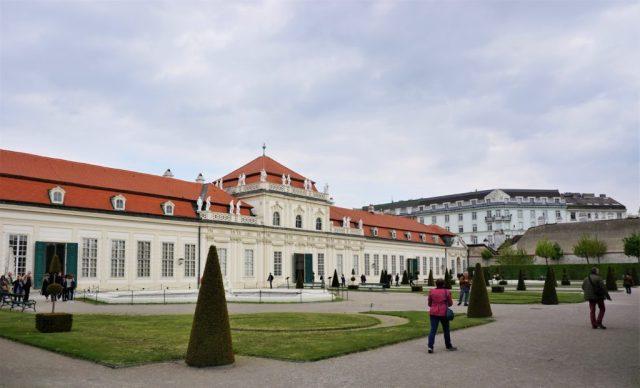 Schloss Belvedere Wien Vienna