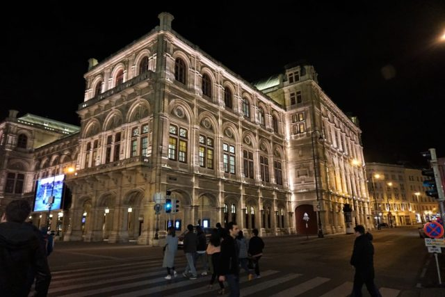 Staatsoper - operaen i Wien