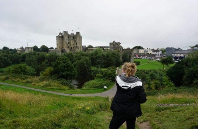 Trim Castle road trip Ireland