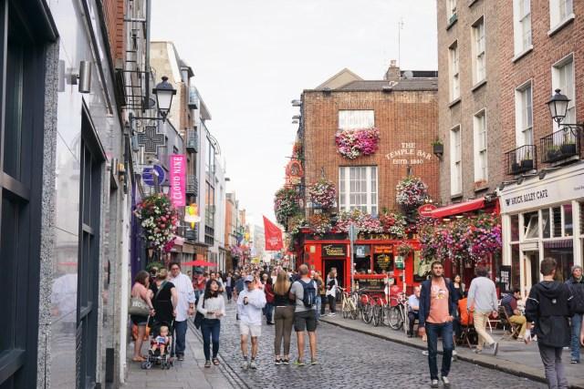 Forlænget weekend Dublin Irland