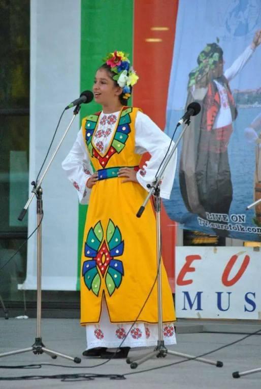 Голямата страст на Мирела - народното пеене