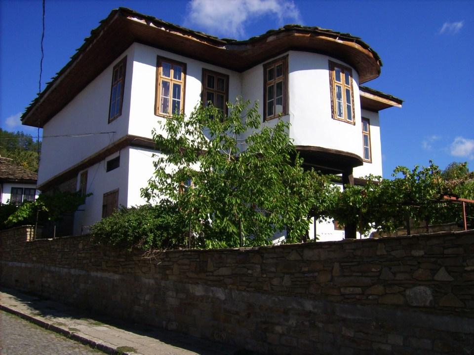 Хаджидимитровата къща 1