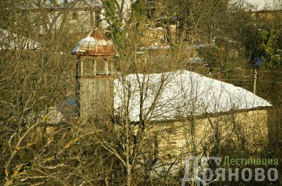 Село Бучуковци - църквата
