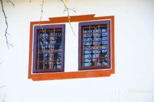 Село Бучуковци - прозорец