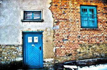 Село Бучуковци - къщи