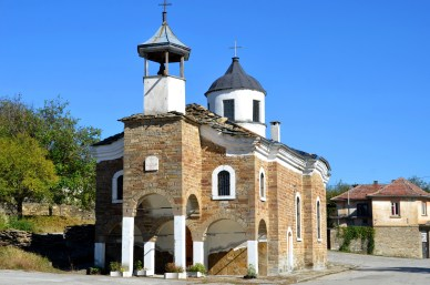 Храм 'Св. Николай', Янтра