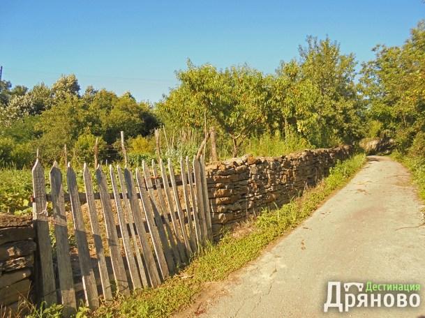 Долни Драгойча - път 2