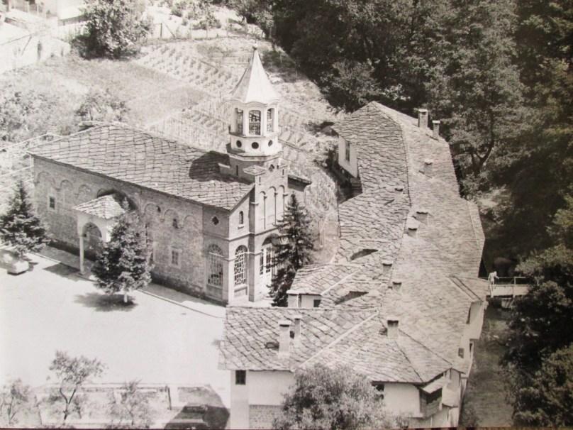Дряновски манастир, ок. 1980 г.