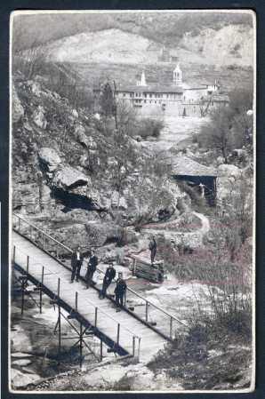 Дряновски манастир, 1891-1900 г.
