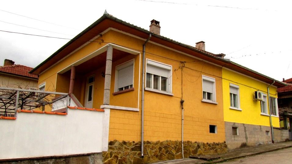 Къщи - цветни; 28.03.2015