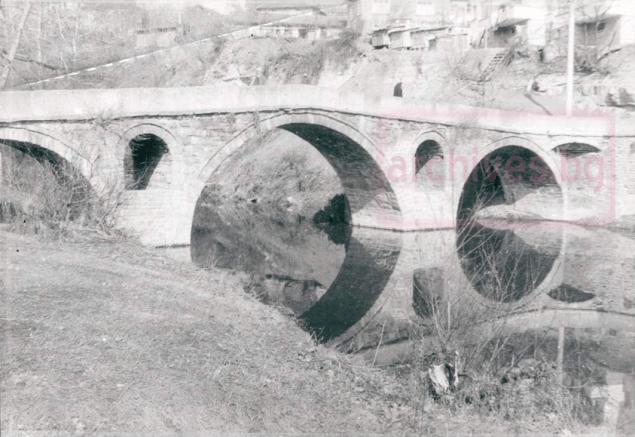 Мостът на Колю Фичето, 1970 г.