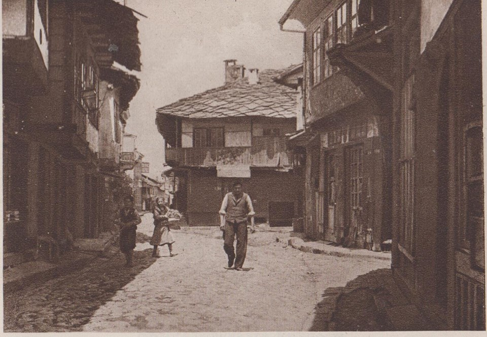 Дряново в началото на 20 век; Никола Григоров
