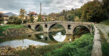 Мост над р. Дряновска (1861 г.)