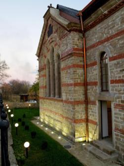 Храм в Геша - осветление 3