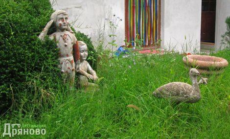 Градината със скулптурите 1