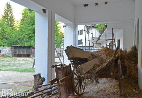 Дряновски манастир - септември 2016