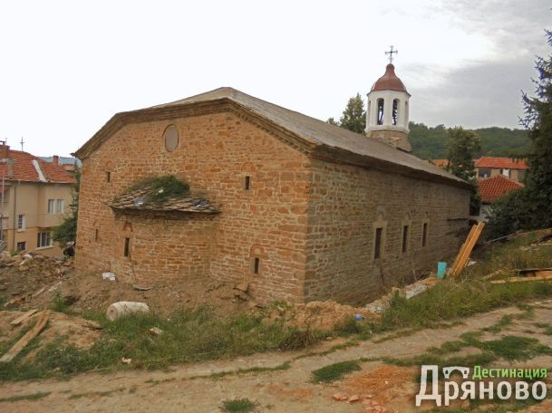 Храм Св. Троица - ремонт 2