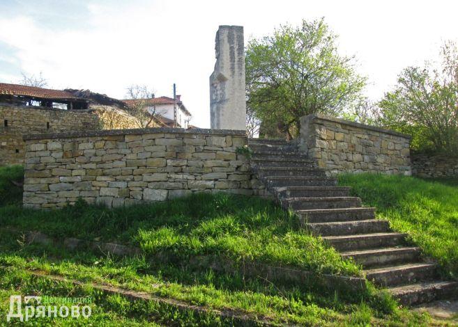 Христо Дряновски паметник 3