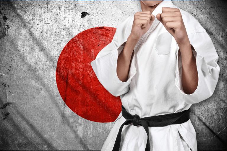 Défi jour 15 : Okinawa et le karaté