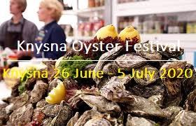 Destination Garden Route Knysna Oyster Festival